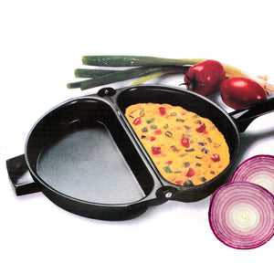Folding Stainless Steel Omelette Maker