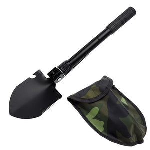 Multifunctional Folding Shovel