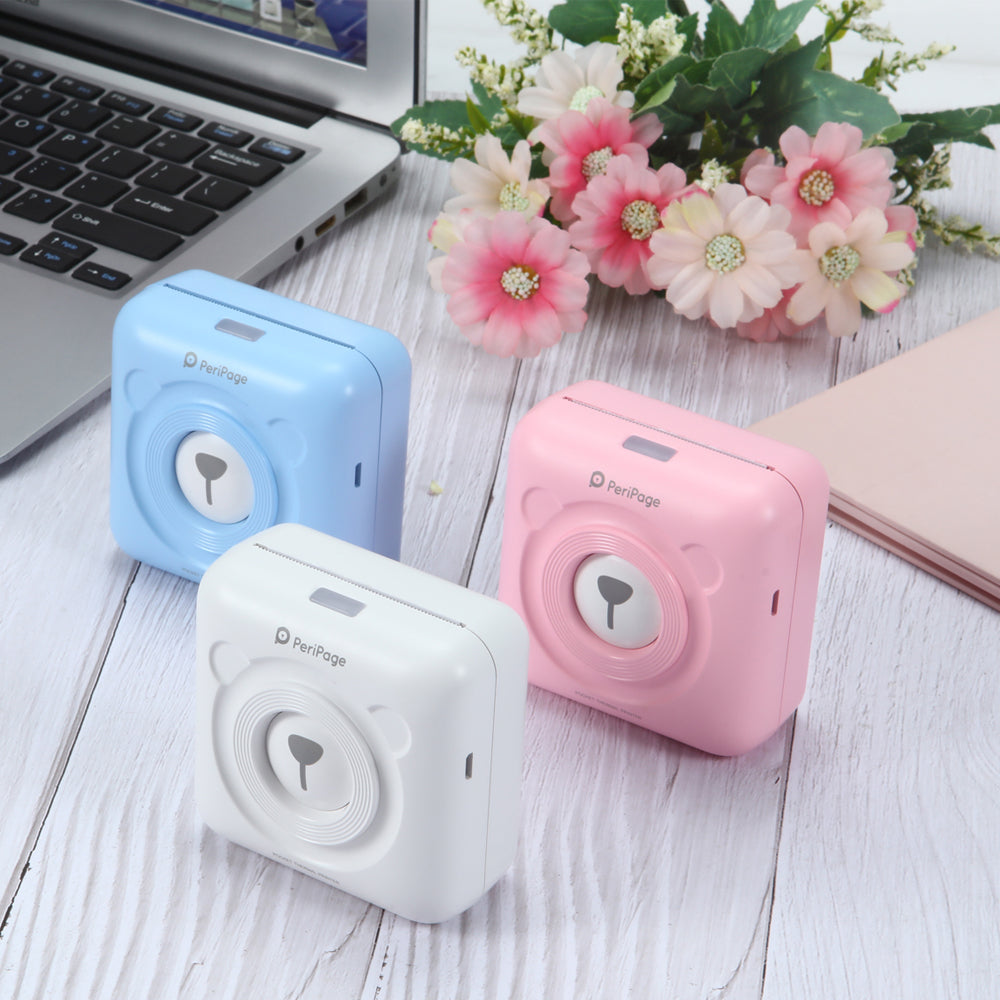 Mini Pocket  Photo Printer