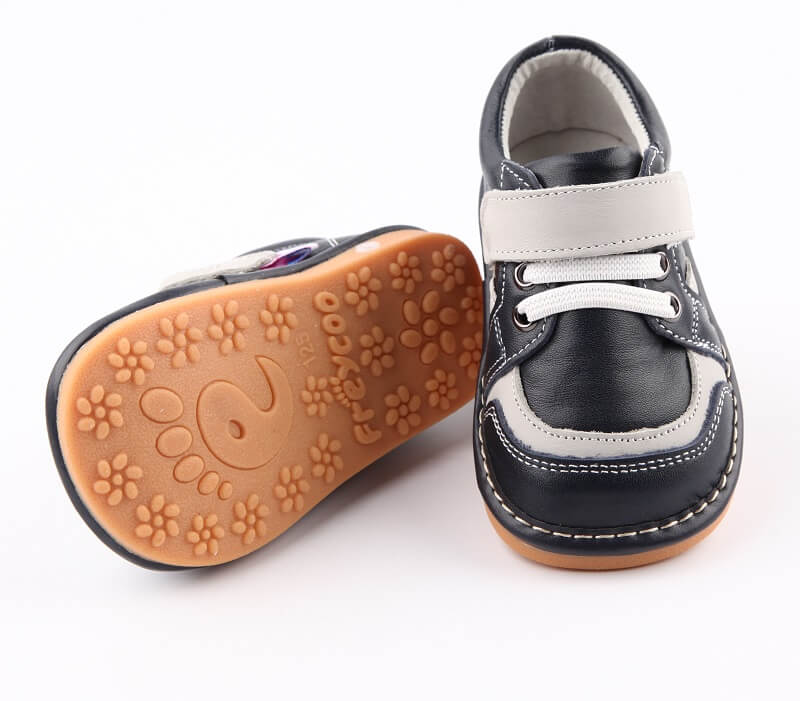 Aidan Toddler Boys Leather Shoes