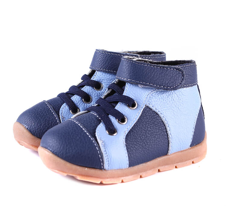 Anklebiter Blue Toddler Boots