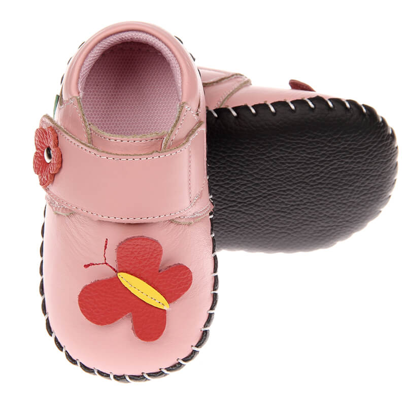Butterfly - Baby Shoes