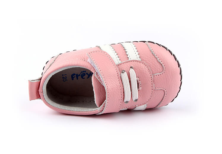 Bianca Baby Girls sneakers top view