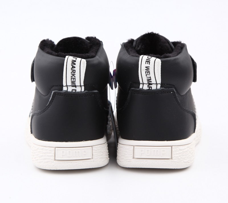 Dunk hi top kids boots back view