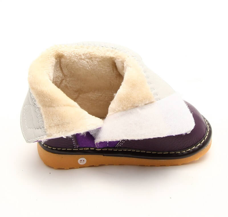 Gerberra toddler boots fur lined for warmth