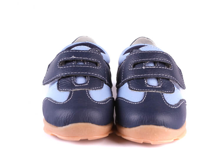 Grasshopper blue toddler boys shoes