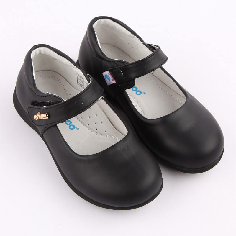 Ella genuine leather school shoes mary jane girls shoes