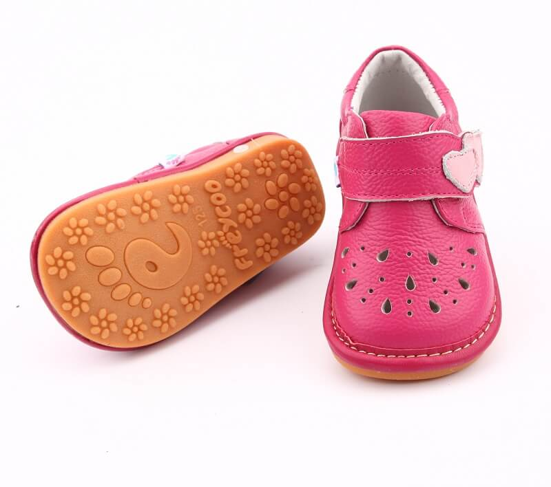 Maisy toddler girls leather shoes