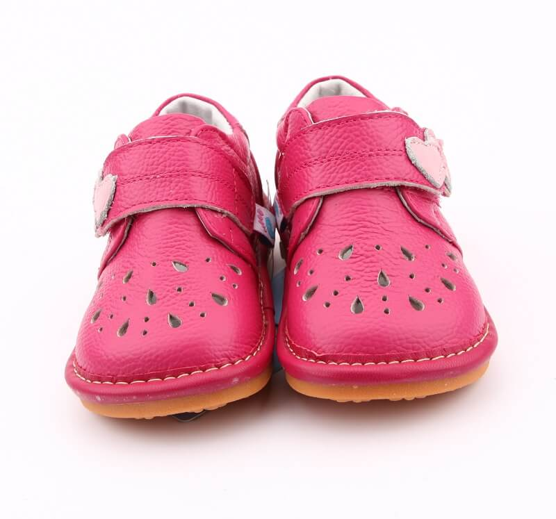 Maisy toddler girl's sneakers front view