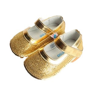 Sparkle toddler girl shoes toddler mary jane shoes sparkly gold