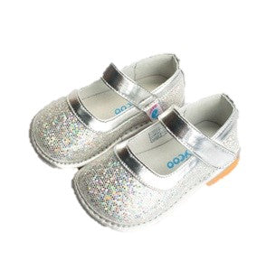 Toddler girl shoes toddler mary jane sparkly silver