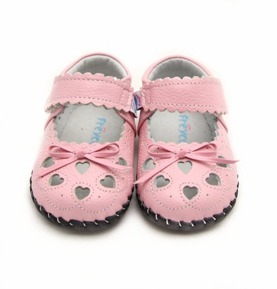 pink baby girls shoes leather baby first walker shoes baby girl shoes mary janes