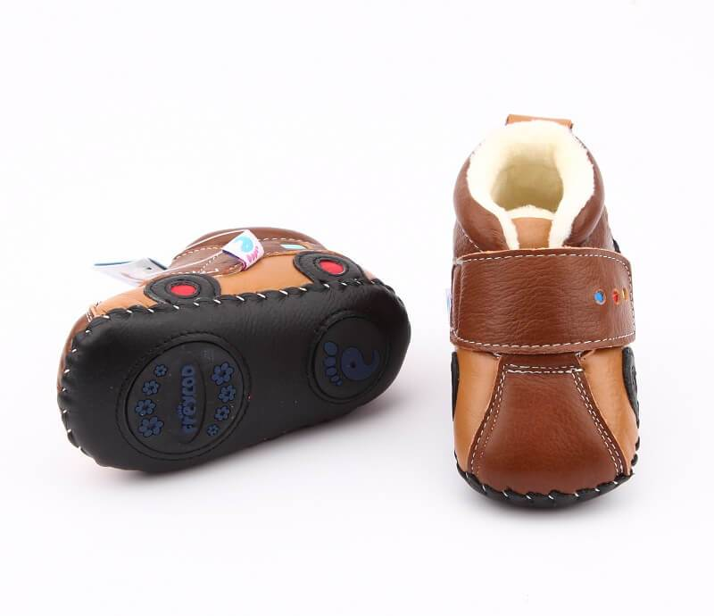 first walker baby boys boots leather baby booties for boys