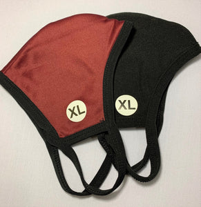 XL 2-PACK MASK FOR BIGGER GUYS AND BEARDS