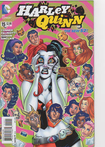 Harley Quinn New 52 - 15 VF