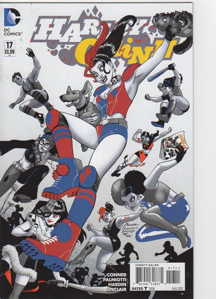 Harley Quinn New 52 - 17 VF