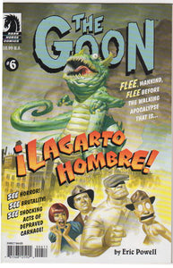 The Goon Issue 6 VF+