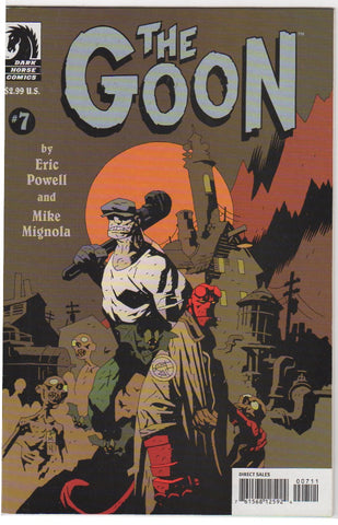 The Goon Issue 7 VF+