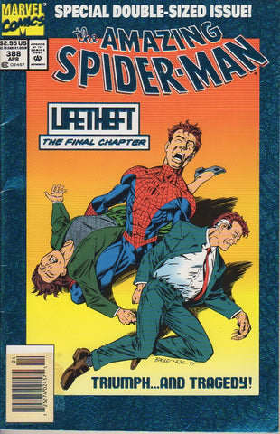 Amazing Spider-Man 388 VF-