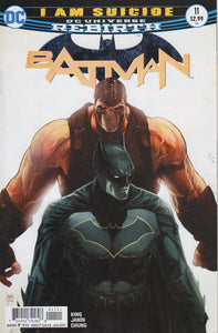 Batman 2016 Rebirth 11 VF