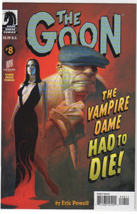 The Goon Issue 8 VF+