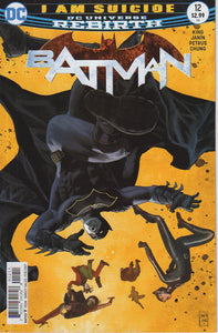 Batman 2016 Rebirth 12 VF
