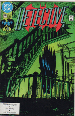 Detective Comics (Batman) 630 - F-