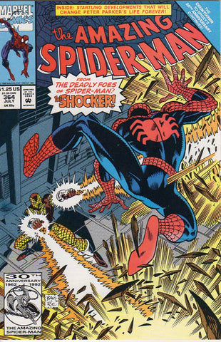 Amazing Spider-Man 364 VF