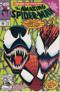 Amazing Spider-Man 363 VF