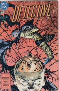 Detective Comics (Batman) 636 - F-