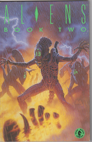 Aliens - book 2 - Graphic novel - F-