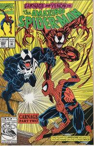 Amazing Spider-Man 362 VF