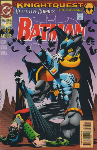 Detective Comics (Batman) 668 - VF+