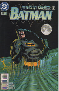 Detective Comics (Batman) 688 - VF+