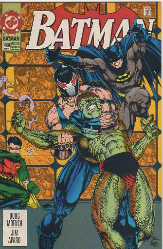 Batman Vol 1 - 489 - VF