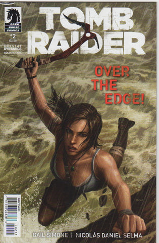 Tomb Raider - Over The Edge  2 VF+