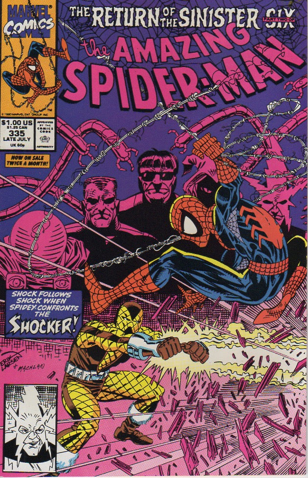 Amazing Spider-Man 335 VF