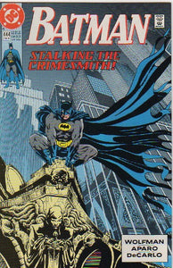 Batman Vol 1 - 444 - VF