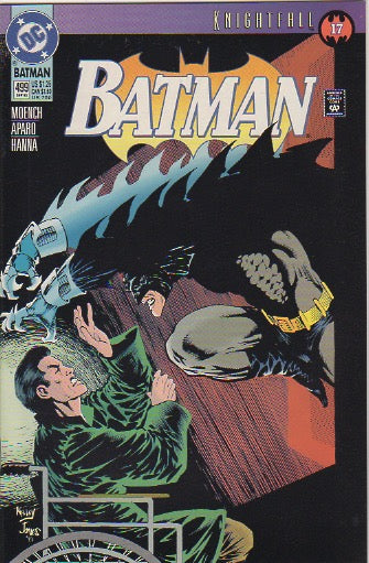 Batman Vol 1 - 499 - VF