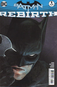 Batman 2016 Rebirth 1 VF