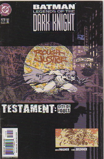 Batman Legends of the Dark Knight 172 - F-