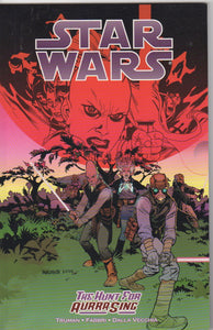 Star Wars - The hunt for Aurra Sing - Graphic Novel VF+