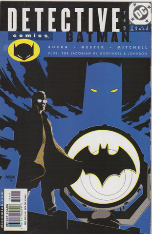 Detective Comics (Batman) 749 - VF+