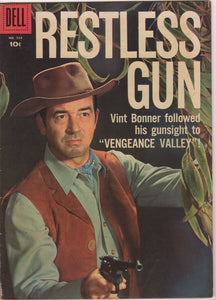 Dell Westerns - Restless Gun issue 934 - F-