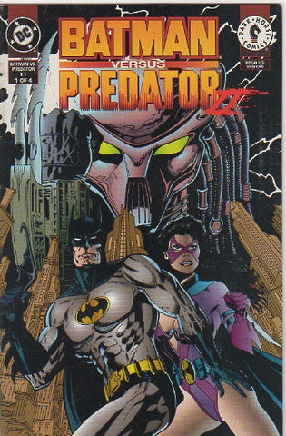 Batman Vs Predator 2 - issue 1 F-
