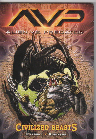 Alien Vs Predator - Civilised Beasts - Pocket Book VF