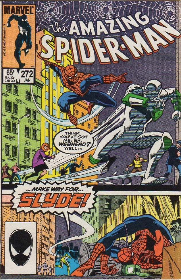 Amazing Spider-Man 272 VF