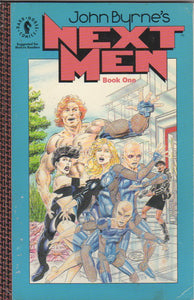 John Byrne's Next Men Book 1 TPB  F-