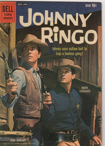Dell Westerns - Johnny Ringo issue 1142 - F+