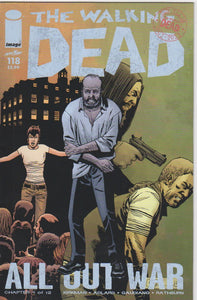 The Walking Dead - 118 VF+